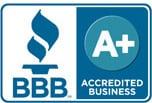 BBB A+ Rating Logo